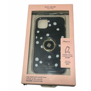 Kate Spade iphone 11 Phone case ring stand